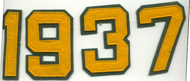 "8"" Felt Numbers ($8.50 each-6pcs)"
