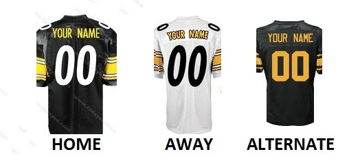 PITTSBURGH Pro Football Number Kit